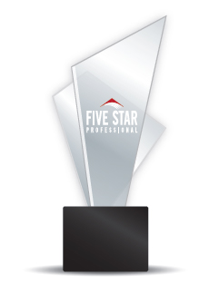 five star professional trophy-dawn marie-michael-rapaport